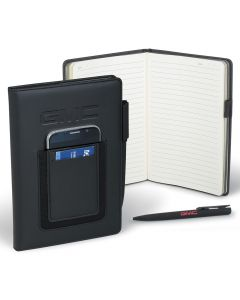 Hard Cover Journal with Pen